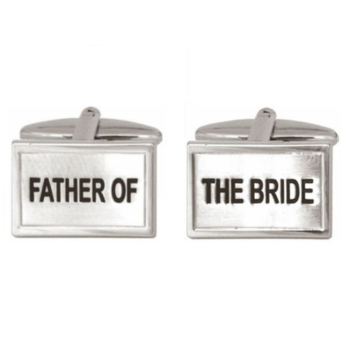 Manchetknopen - Father of the Bride (1)